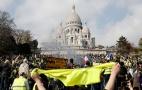 Image - La situación en Francia sigue agravándose: Más de 50 detenidos en la protesta de los 'chalecos amarillos' en París